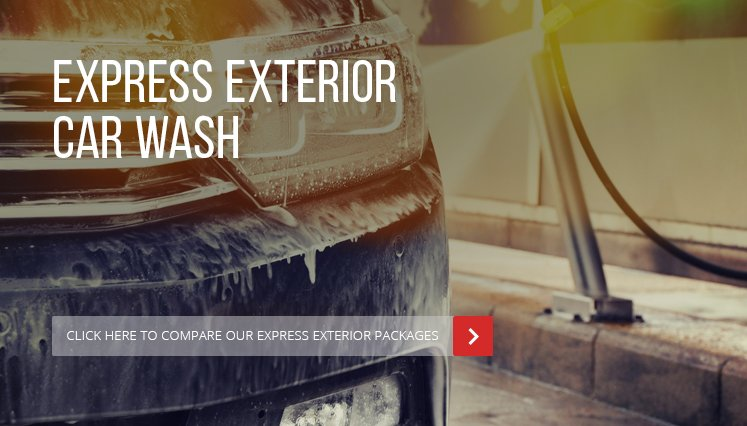 express exterior car wash