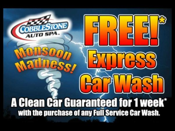 Monsoon Madness Coupons